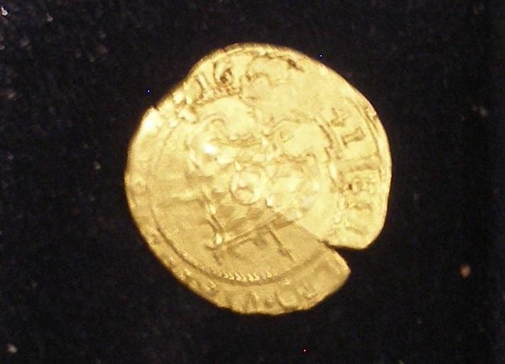 Trouvé monnaie or  P1014110