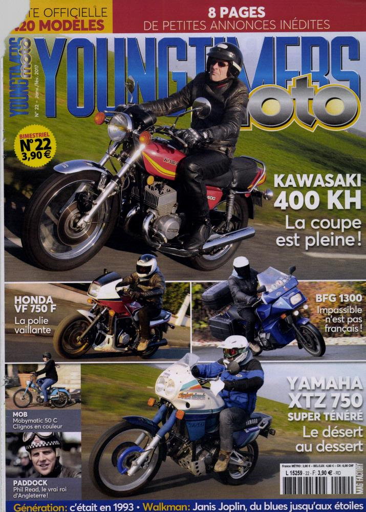 XTZ 750 dans Youngtimers Moto n° 22 Ytm2210