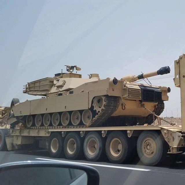 M1 Abrams - Page 2 15253310