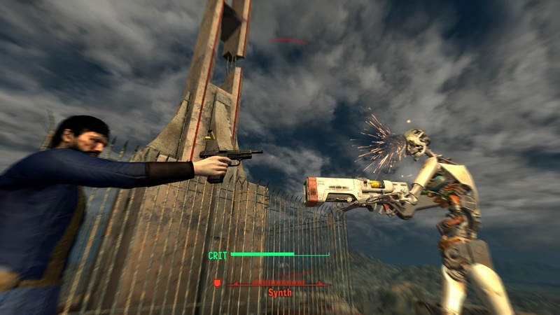 [FNV] Synths of The Mojave WIP help 20170114