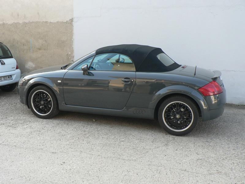 Conseils tt roadster 225cv quattro mk1 P1210710