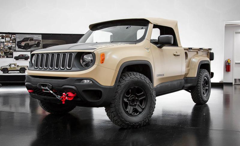La gamme Jeep : le Comanche 2016-j10