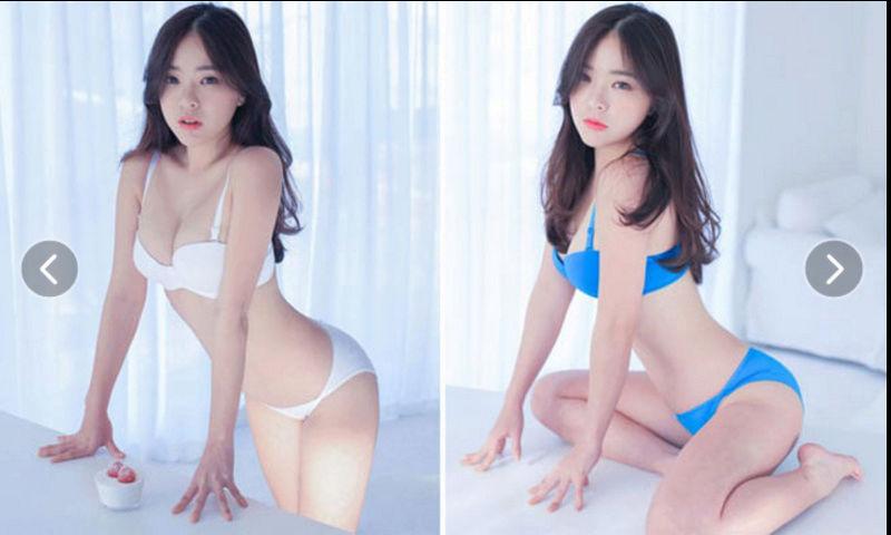 """Người mẫu nội y """"chân ngắn"""" nóng bỏng nhất xứ Hàn 112"""