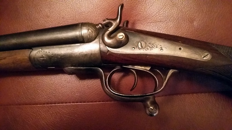 Vieille carabine. Identification. 20170125