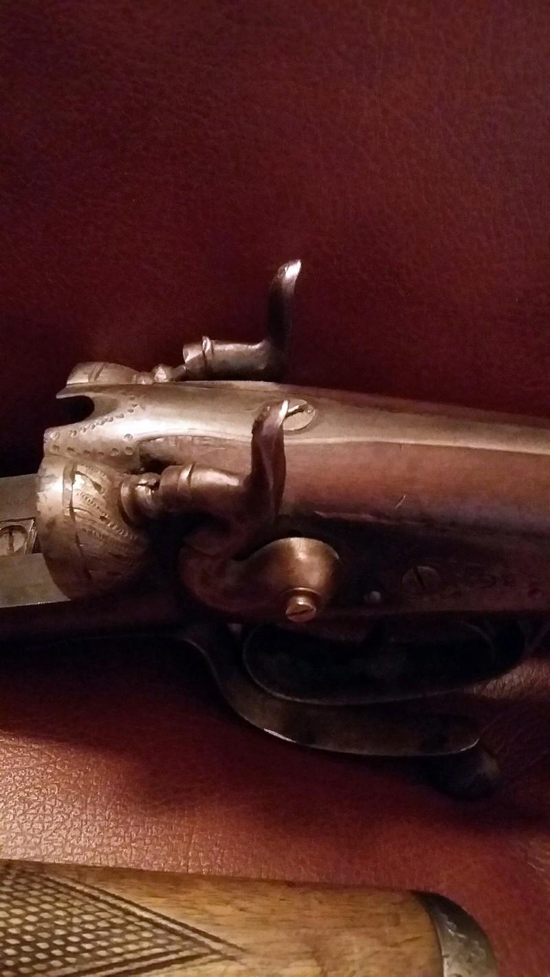 Vieille carabine. Identification. 20170128