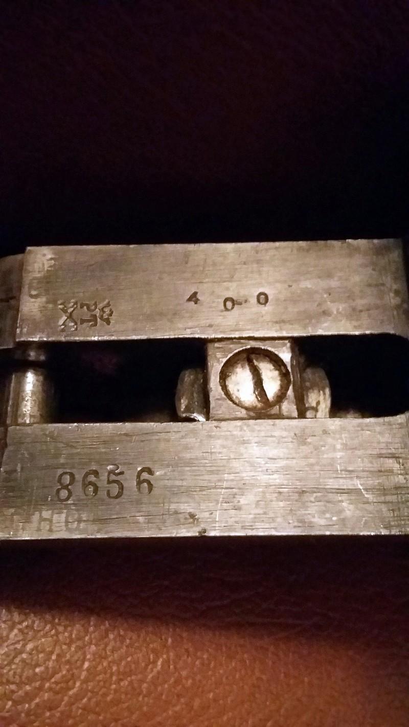 Vieille carabine. Identification. 20170129