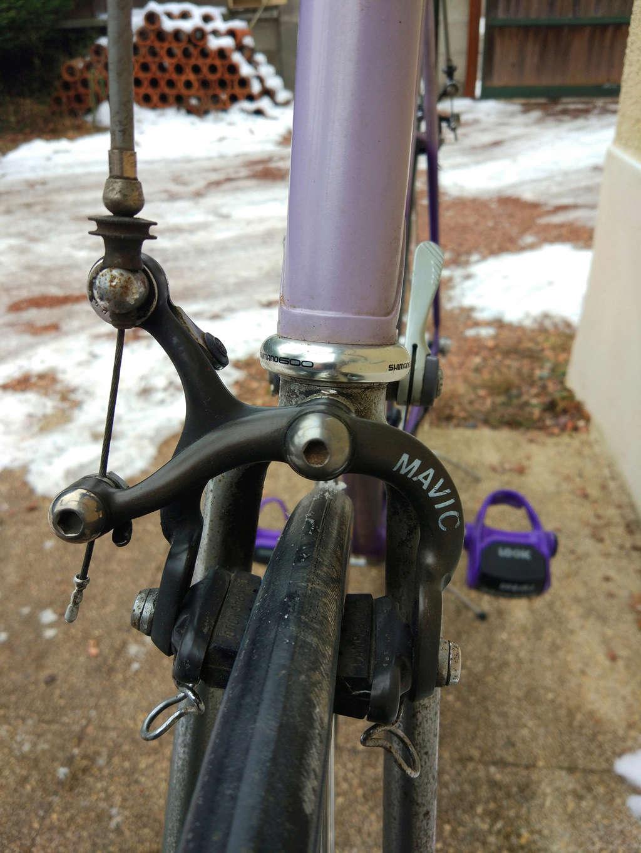 Vélo mystère 410