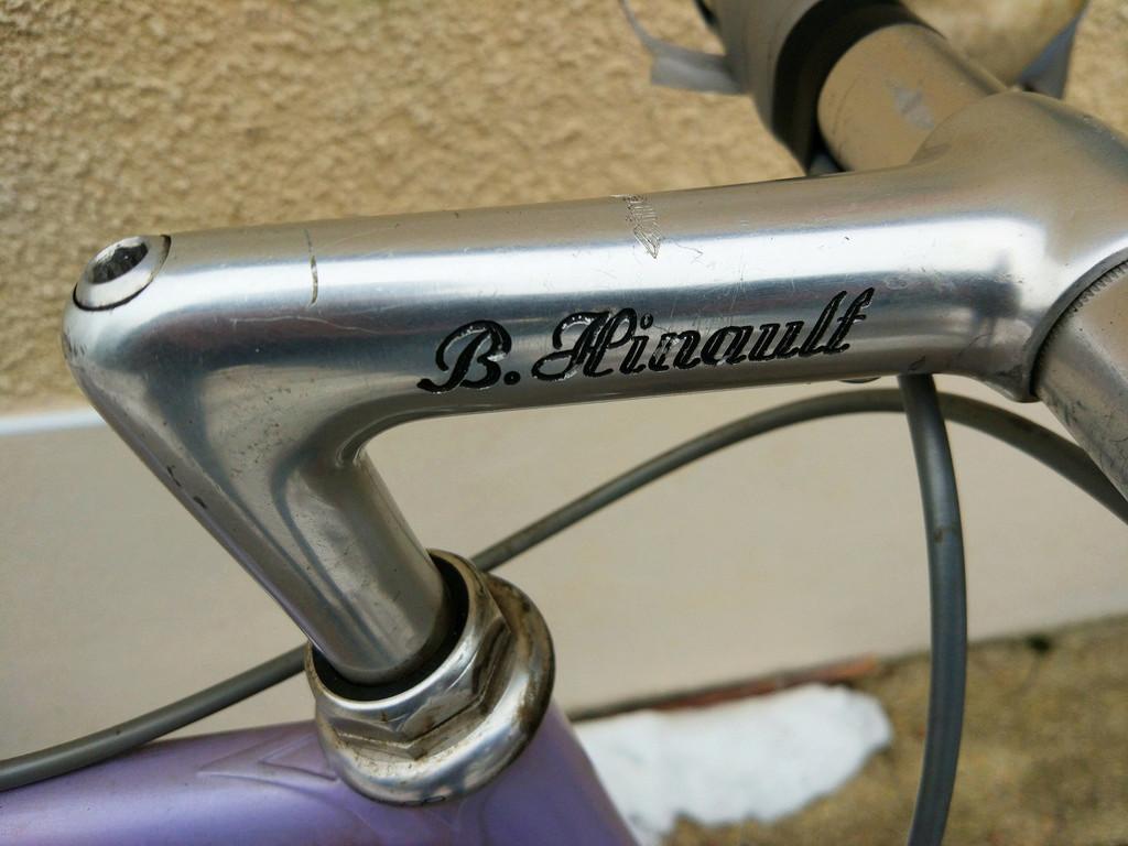 Vélo mystère 710