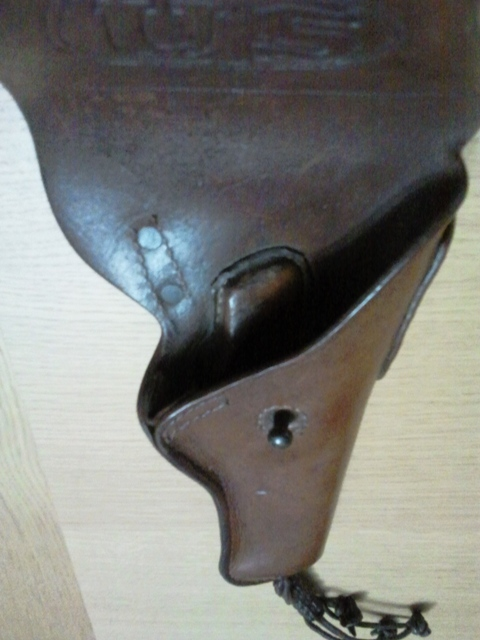 Etui pistolet inconnu! 2013-110