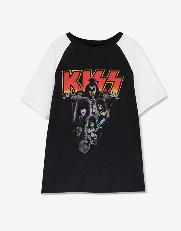 Nuevos modelos de camisetas de Kiss en Zara y Pull and Bear Pull_d10