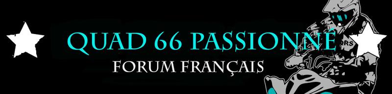 Bienvenue sur Quad-66 France