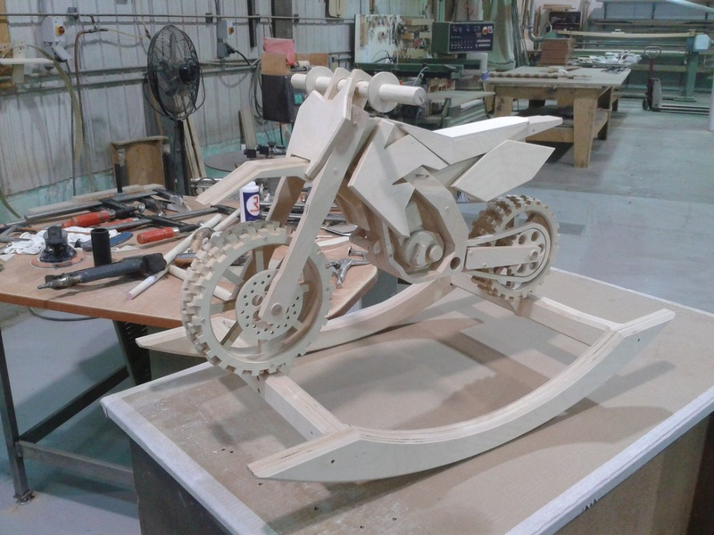 [demande d'aide] Modelisation draisienne moto en bois Galler12