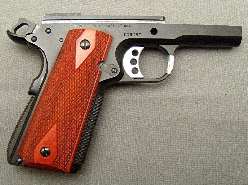 SOLD-WTS-22LR Dedicated 1911 Lower Receiver Used 1911210