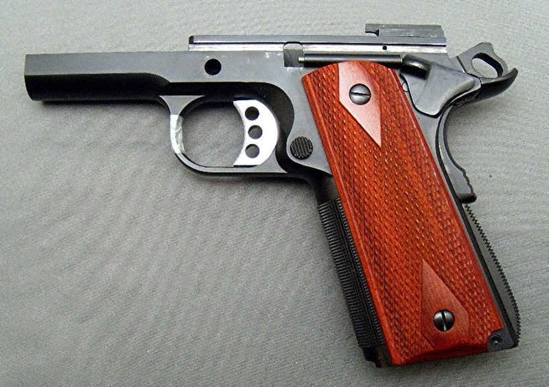 SOLD-WTS-22LR Dedicated 1911 Lower Receiver Used 1911lo10