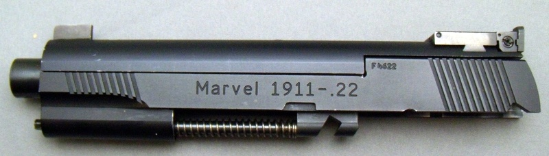 SOLD WTS-USED MARVEL 1911 22LR Conversion Kit UNIT 1 Marvel20