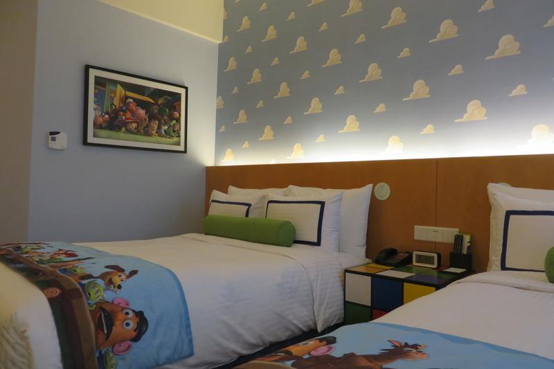 [Shanghai Disney Resort] Toy Story Hotel (2016) Img_8815