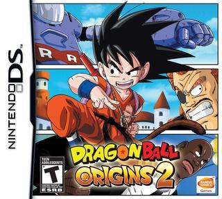 [DS] Dragon Ball: Origins 2 Dragon11