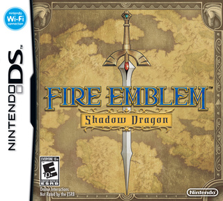 [DS] Fire Emblem Shadow Dragon Fe1110
