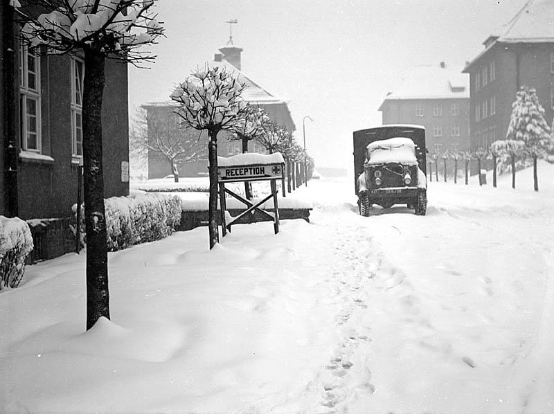 BMH Iserlohn in snow 1957-58 Snow_110