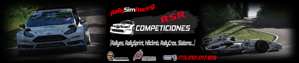 Rally Sim Racing [RSR Competiciones]