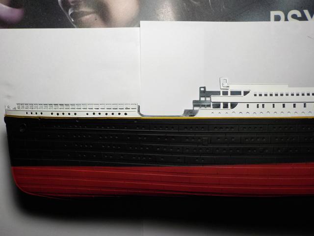 Titanic 1/400 de Revell Dscn0113