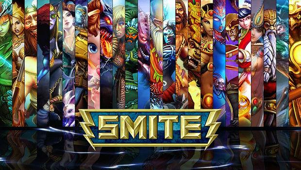 [PS4/PC/XBOX ONE] SMITE  65470910