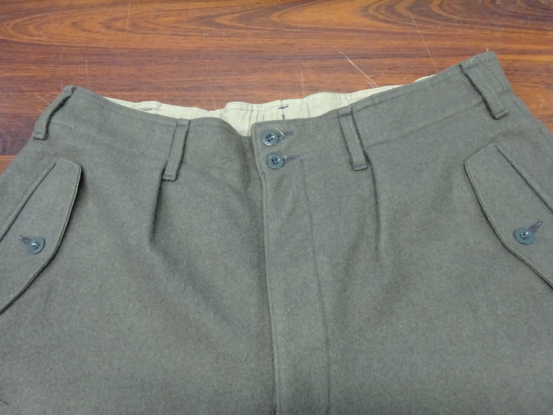 some pics of never worn Austrian Army mountain troops' knee-breeches (Berghose) 03_dsc10