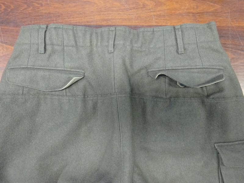 some pics of never worn Austrian Army mountain troops' knee-breeches (Berghose) 06_dsc10