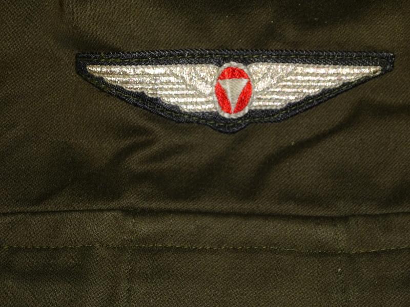 first version of a Feldjacke 75, später Feldjacke, schwer (~ field jacket 75, later field jacket, heavy [duty]) 07_dsc11