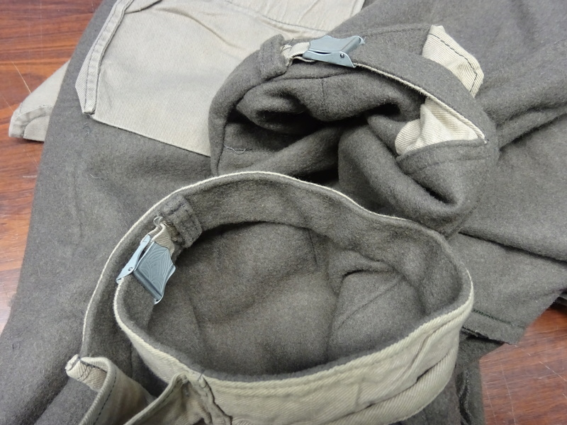 some pics of never worn Austrian Army mountain troops' knee-breeches (Berghose) 10_dsc10