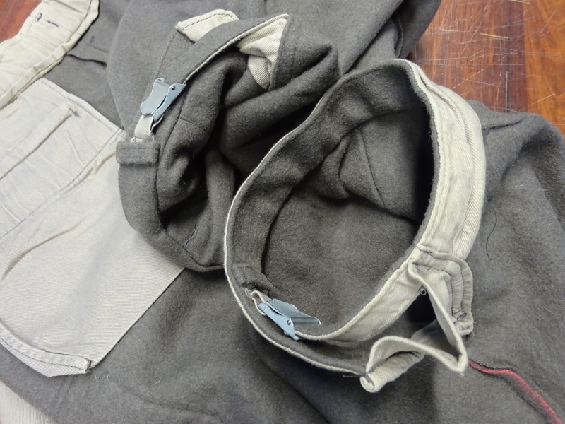 some pics of never worn Austrian Army mountain troops' knee-breeches (Berghose) 11_dsc10