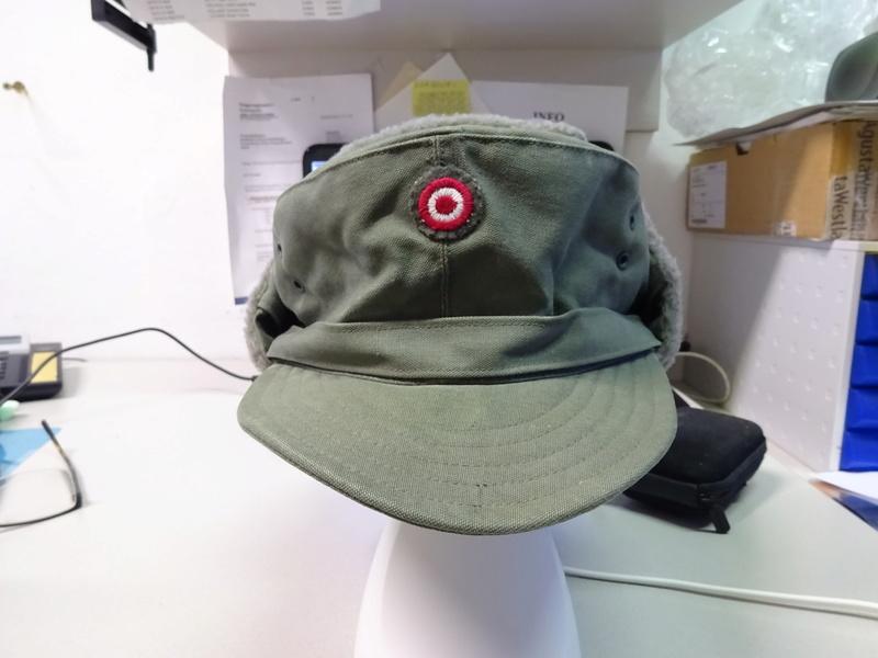 special Austrian Army textiles (not item BUT color) Dsc00413
