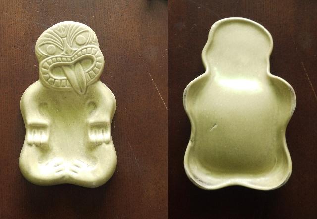 tiki mugs, Hawaiian style, including tiki farm and Studio Ceramics Ashtik10