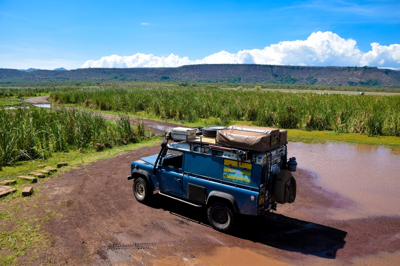 1991 Land Rover Defender 110 200tdi Overland Ready for sale in Gaborone, Botswana.  $8,000 Dsc_0010
