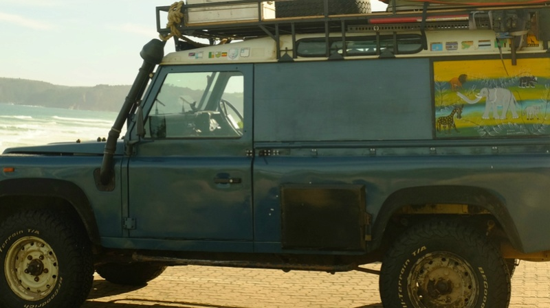1991 Land Rover Defender 110 200tdi Overland Ready for sale in Gaborone, Botswana.  $8,000 Hilift10