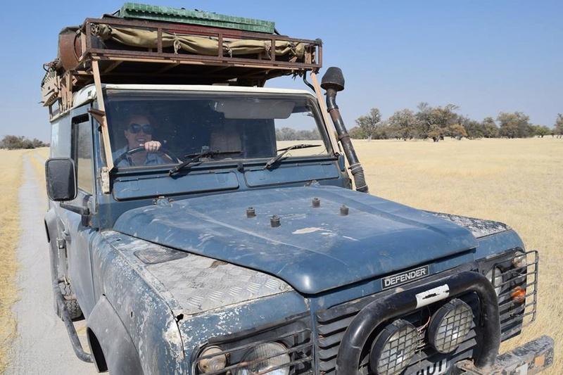 1991 Land Rover Defender 110 200tdi Overland Ready for sale in Gaborone, Botswana.  $8,000 Lulu10