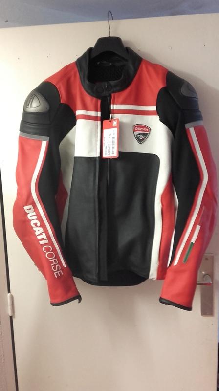 Blouson Ducati 20160712
