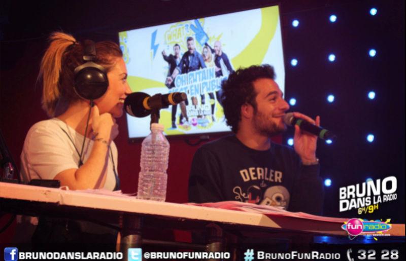 Fun Radio - BRUNO DANS LA RADIO / 10 Février  Captur16