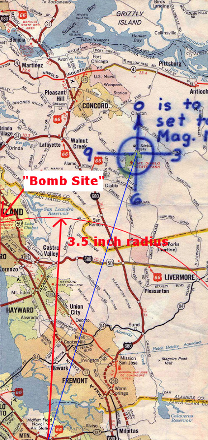 The button letter, map and envelope Bomb_m10