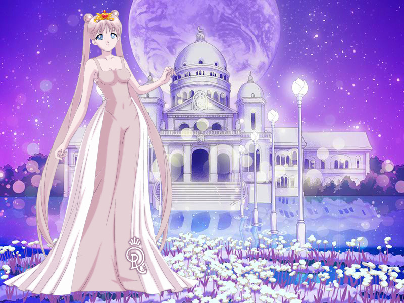 Princess Aegle of the Moon Prince14