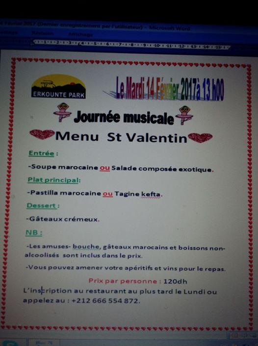 [Maroc Camp/Dernières nouvelles] St Valentin à Erkounte Park 16602510