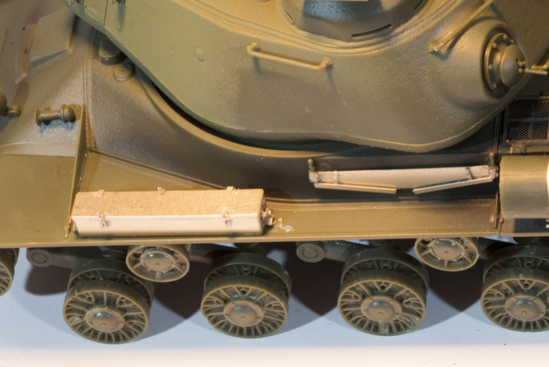Tamiya 1/35 JS-2  russian heavy tank 1944 ref 35289 Js-28911