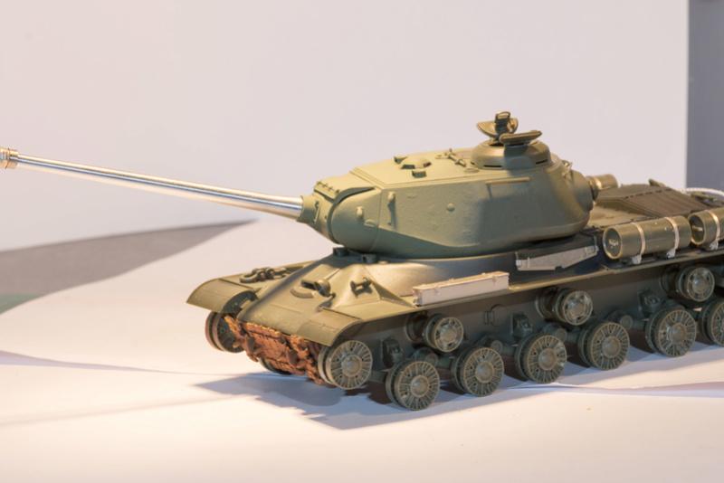 Tamiya 1/35 JS-2  russian heavy tank 1944 ref 35289 Js-28912