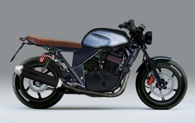 2000 CB500 Brat Style Cafe Racer Project Cb500_11