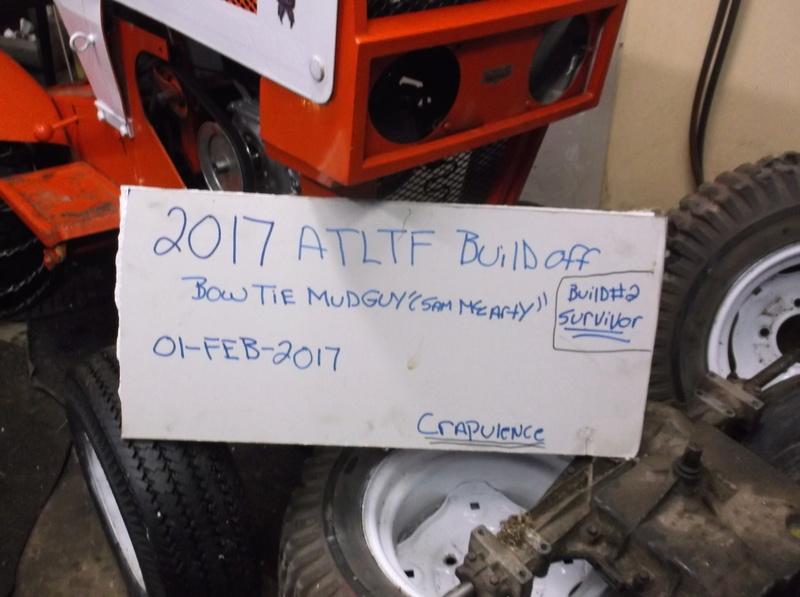 bow tie mud guy survivor build - build #2 [2017 Build-Off Entry] [Finalist] Dscf4724