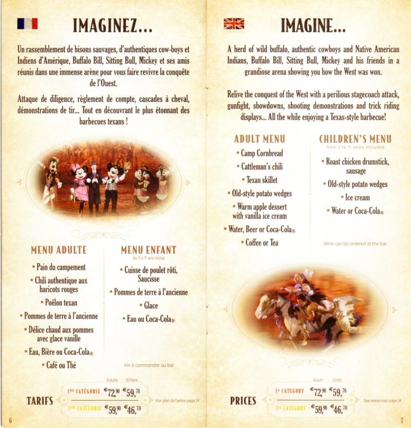 Cartes des restaurants de Disneyland Paris Bbwws010