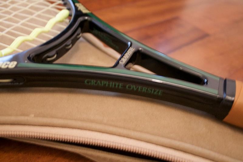 Corde & Tensioni per Prince Graphite Oversize Fullsi10