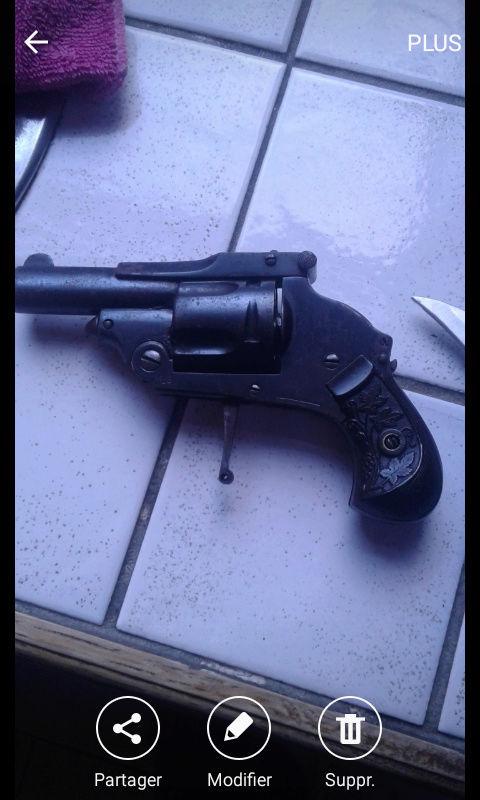 Identification revolver  16443312