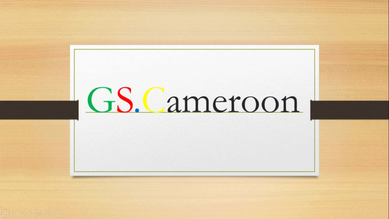 Life is good with GROUP SIM CAMEROON
