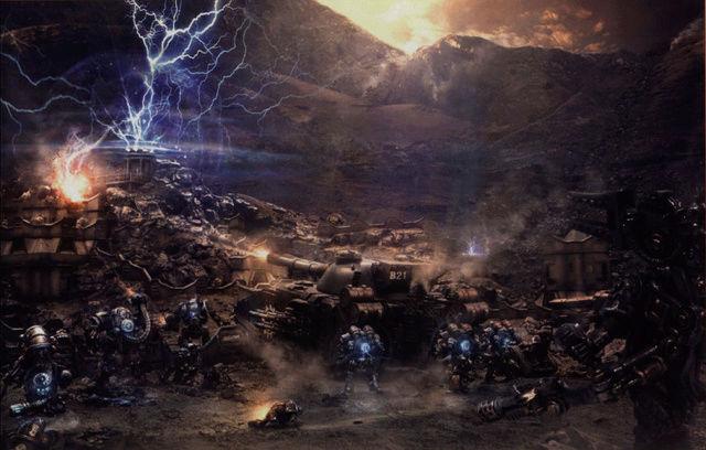 Warhammer 40.000 : Bad Chapter Thalla10